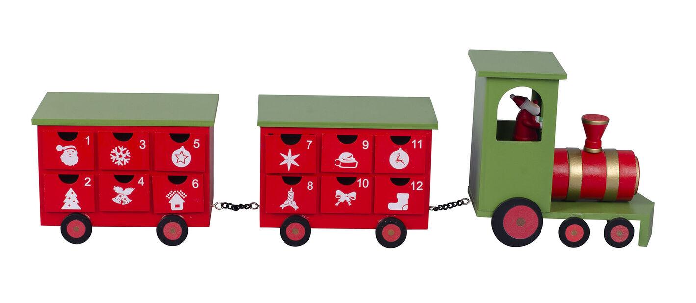 Jultåg, Längd 57 cm, Röd