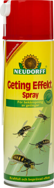 Permanent getingspray 500 ml