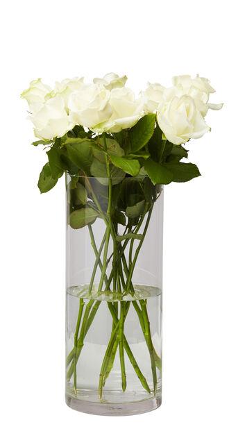 Vas Jennifer 40 cm glas
