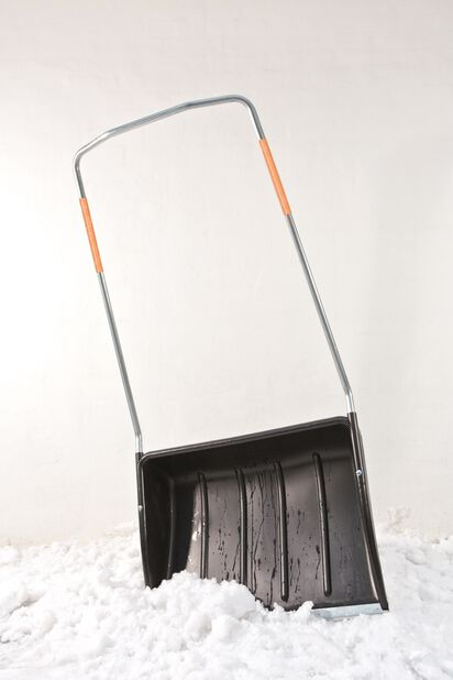 Snösläde SnowXpert™ Fiskars, Längd 149 cm, Svart