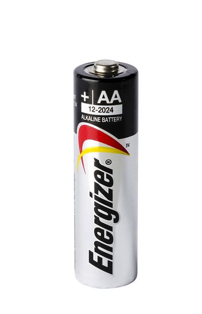 Batteri AA/LR6 4p Energizer