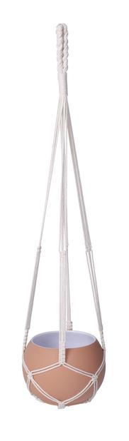 Repampel Eline, Höjd 90 cm, Vit