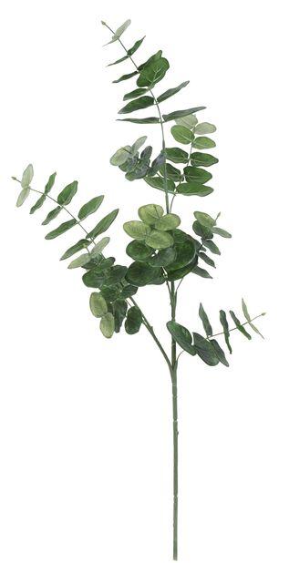 Eucalyptus konstgjord, Höjd 75 cm, Grön