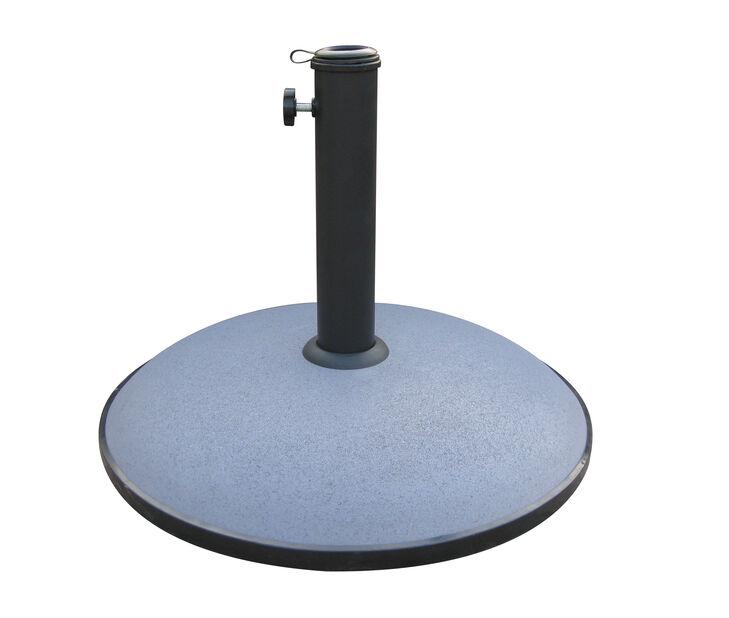 Parasollfot Ture, 20 kg, Grå