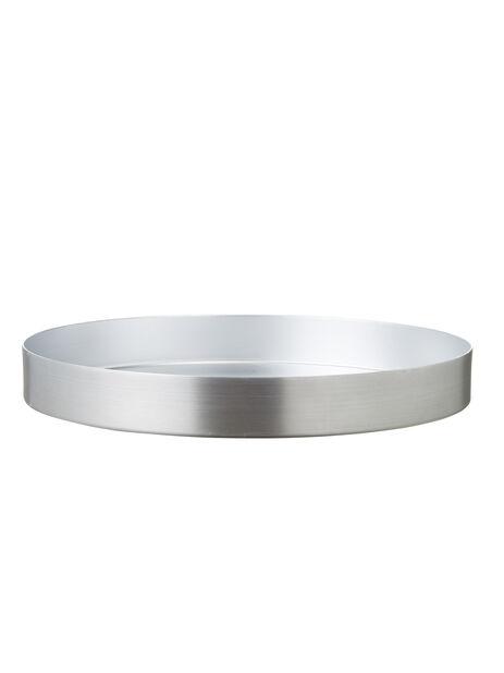 Fat Colin Ø29 cm Silver