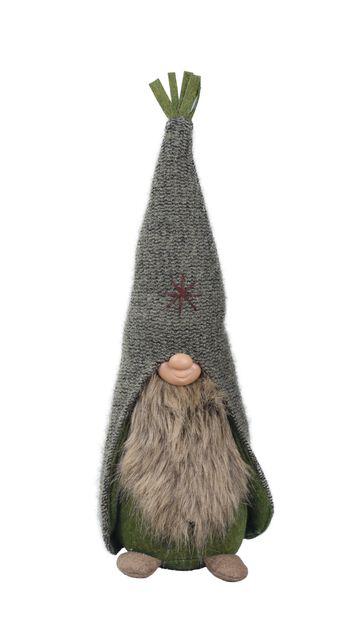 Tomtefar Baldur, Höjd 51 cm, Grön