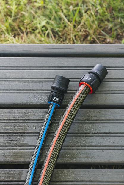 Snabbkoppling 13-15mm flöde FiberComp™ Fiskars, Svart
