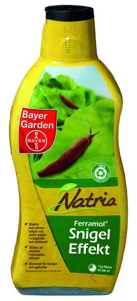 Natria snigelmedel 1 kg