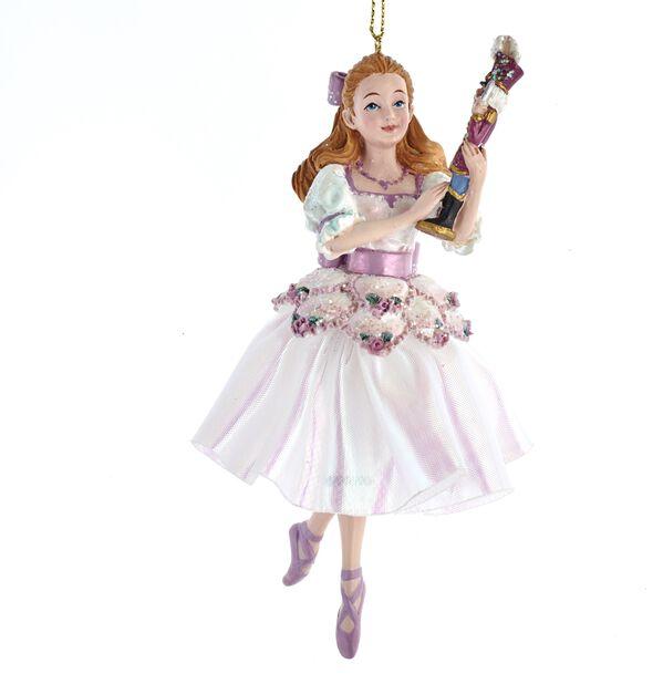 Julgranspynt Ballerina, Höjd 15 cm, Flerfärgad