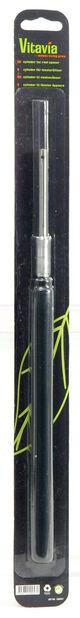 Cylinder fönsteröppnare, Längd 42 cm, Grå