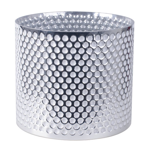 Glamour Ø19,5cm, silver