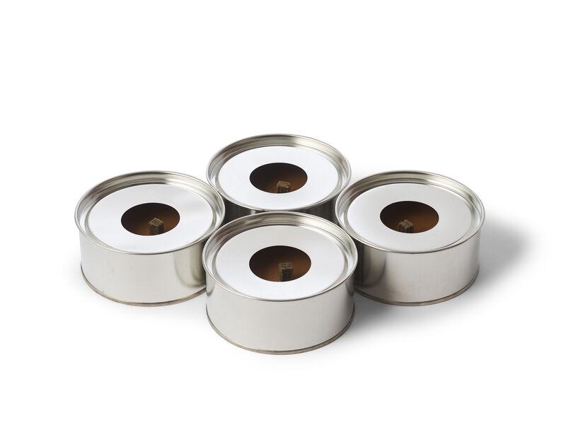Marschaller 4-p, 4-pack, Silver