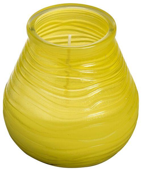 Myggljus, Höjd 10 cm, Gul