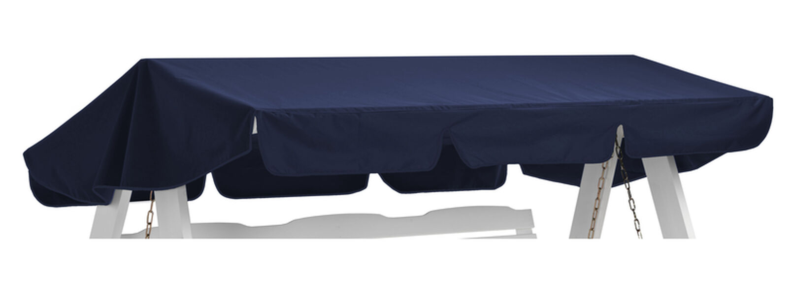 Hammocktak Dalom, Längd 191 cm, Marinblå