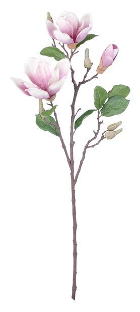 Magnolia konstgjord, Höjd 71 cm, Vit