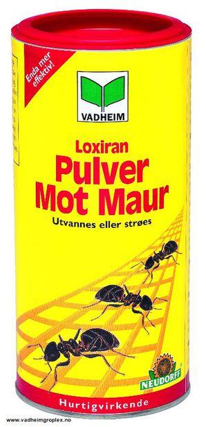 Loxiran myrpulver 500 g, 500 g, Flerfärgad