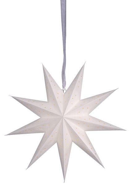Julstjärna Wilma , Längd 45 cm, Vit