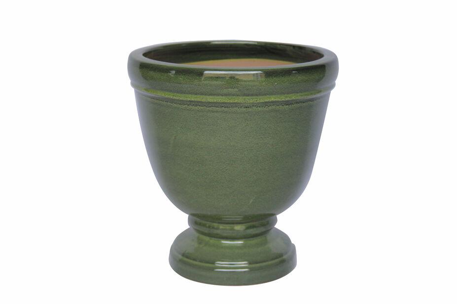 Urna Carl, Ø33 cm, Grön