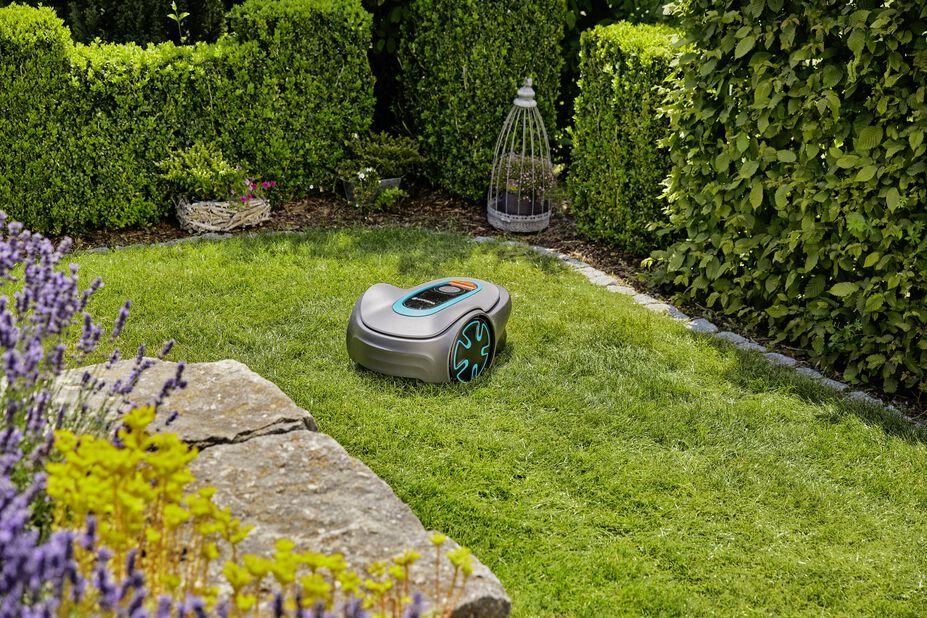 Robotgräsklippare minimo 250 Gardena