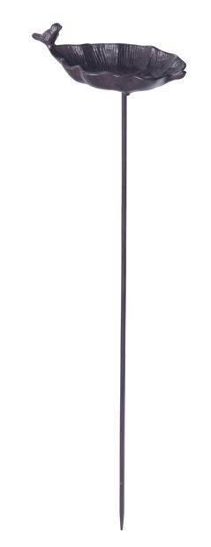 Fågelbad på pinne 85 cm