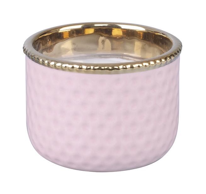 Doftljus, Höjd 7 cm, Rosa