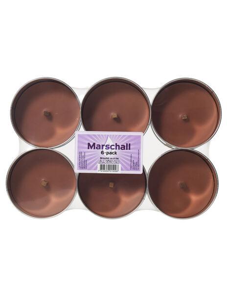 Marschall, 6-pack, 6-pack, Röd