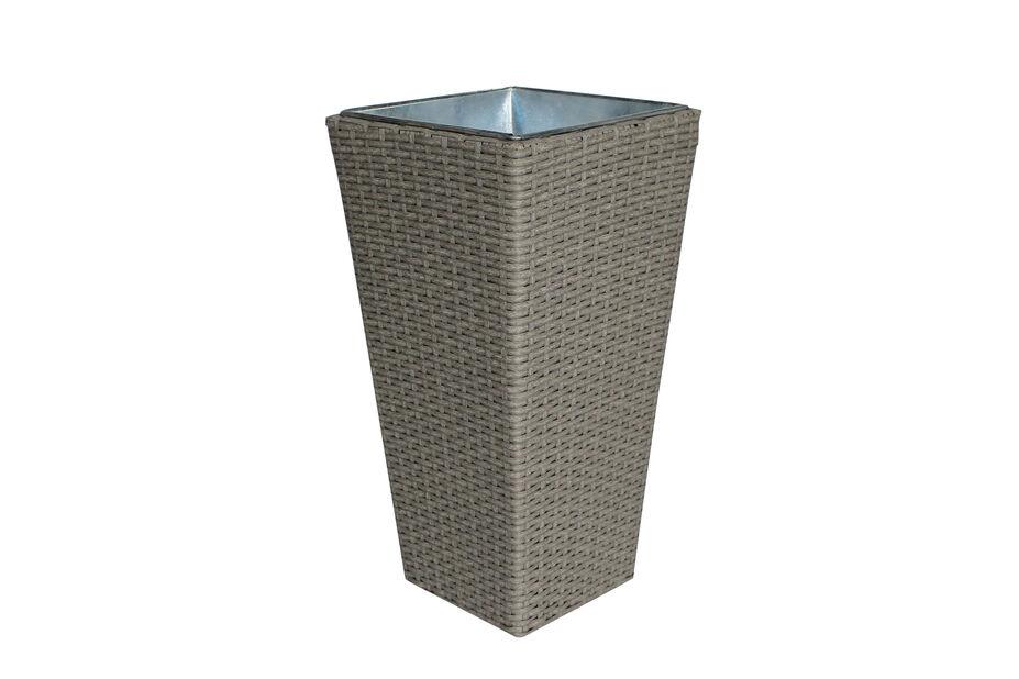 Frankfurt 32 cm fyrkantig grå