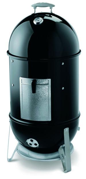 Rök- och ånggrill Weber Smokey mountain cooker, Ø47 cm, Svart