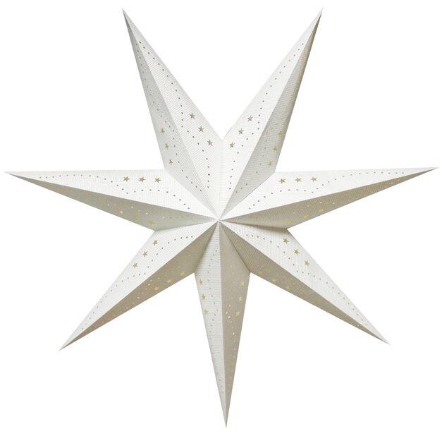 Julstjärna Thea, Längd 140 cm, Vit