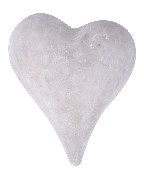Cementhjärta 20 cm