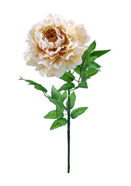 Pion konstgjord, Längd 70 cm, Rosa