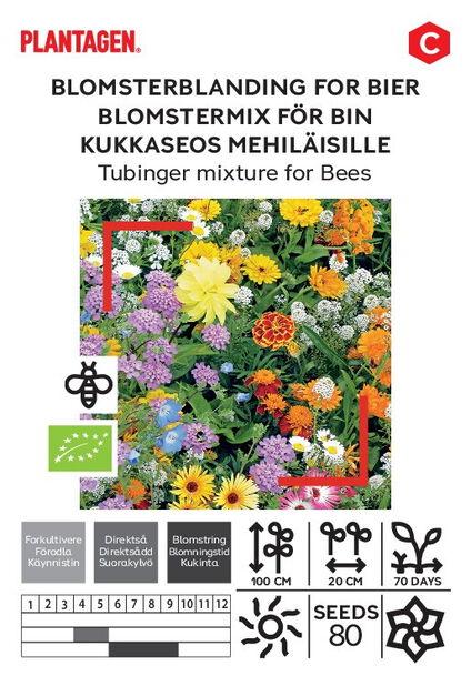 Blomstermix för Bin