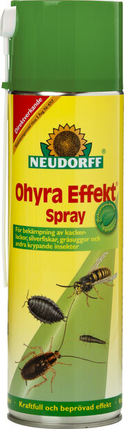 Ohyra Effekt Spray, 500 ml, Flerfärgad