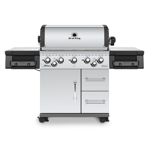 Gasolgrill Broil King Imperial 590 SS