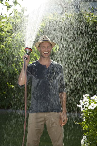 Gardena premium multisprinkler