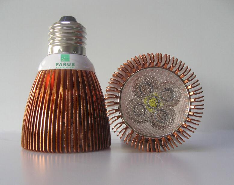 Växtlampa Standard 6W Led 60°