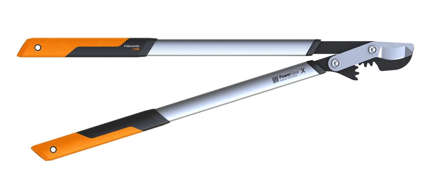 Grensax LX98 PGX SS Fiskars, Längd 85 cm