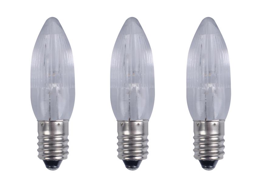 Reservlampa E10