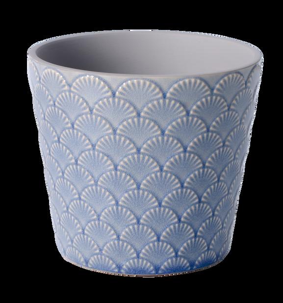 Kruka Meja Ø14,5 cm blågrå