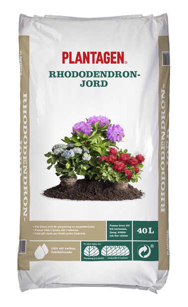 Rhododendronjord, 40L