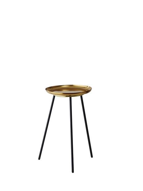 Piedestal Tindra H45 cm, mässing