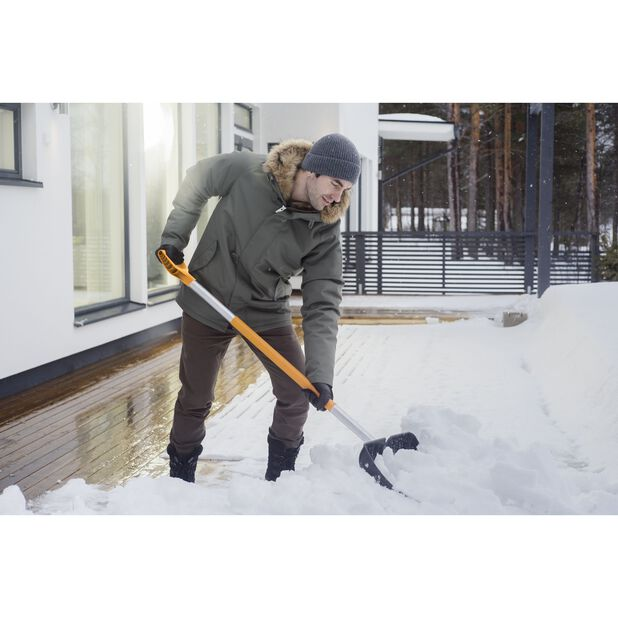 Snöskyffel SnowXpert™ , Bredd 53 cm, Svart