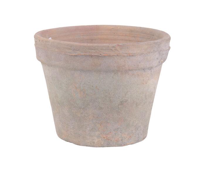 Vintage 16 cm terracotta