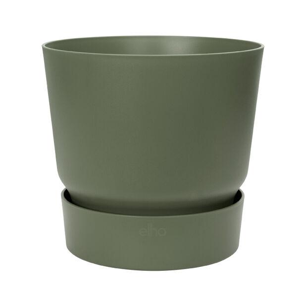 Kruka GreenVille, Ø30 cm, Grön