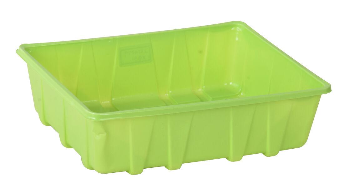 Fröbricka 12 celler, Längd 22 cm, Grön
