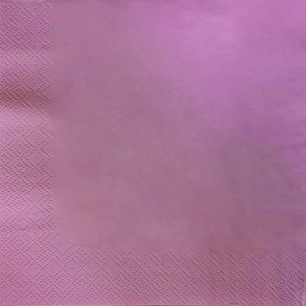 Servetter, Höjd 40 cm, Rosa