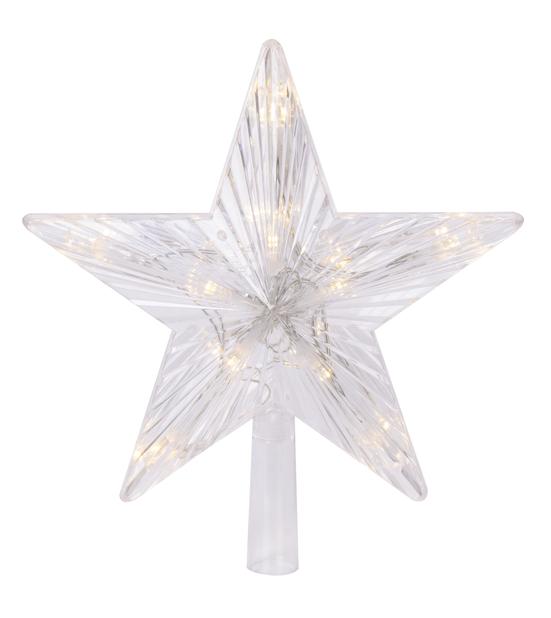 Julgransstjärna LED