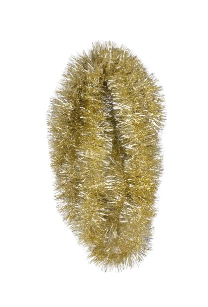 Julgransglitter, Längd 5 m, Guld