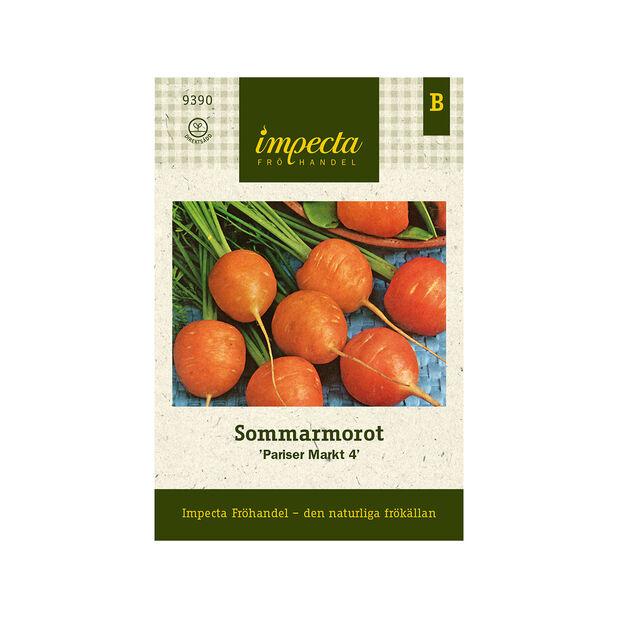 Sommarmorot 'Pariser Markt 4', Orange