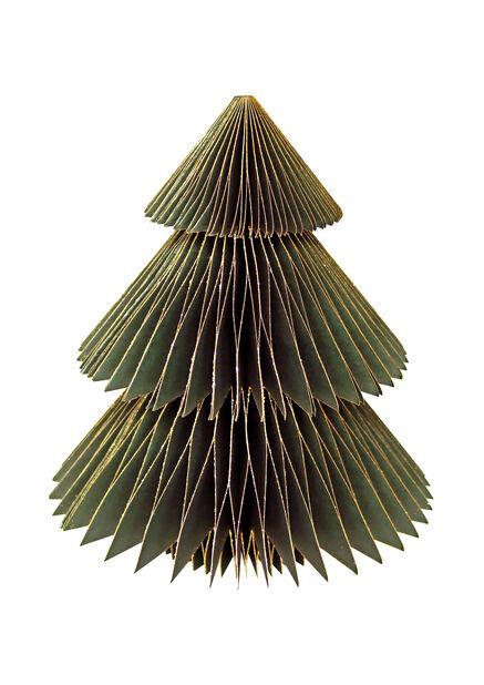 Honeycomb julgran, Grön
